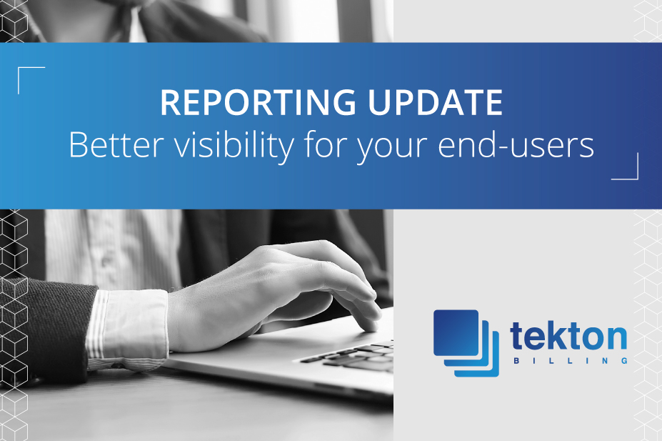 Reporting update puts even more  information at the fingertips of end-users