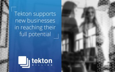 Tekton supports new businesses in reaching their full potential